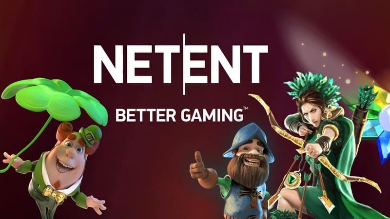 NetEnts slots