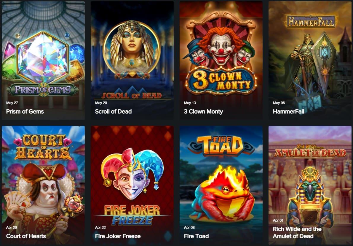 spel i casinon utan licens